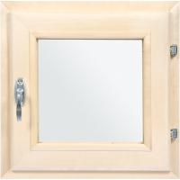 Окно для бани Банные Штучки Со стеклопакетом 31186 -