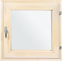Окно для бани Банные Штучки Со стеклопакетом 31188 -