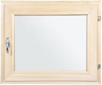 Окно для бани Банные Штучки Со стеклопакетом 31189 -