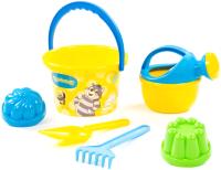Набор игрушек для песочницы Полесье Простоквашино №4 / 83302 -