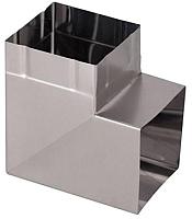Колено для вытяжки Akpo Нержавеющая сталь -