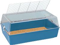 Клетка для грызунов Ferplast Duna Multy / 57028599W2 (синий) -