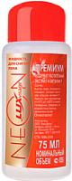Жидкость для снятия лака Lux Visage Neon (75мл) -