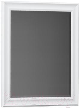 Купить Зеркало для ванной Belux, Женева В60 (1, белый), Беларусь