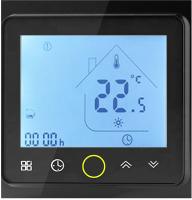 Терморегулятор для теплого пола SMARTLIFE AC 603H-B-WiFi (черный) -