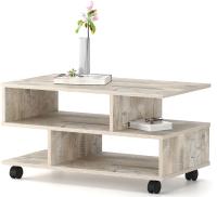 Журнальный столик Сокол-Мебель СЖ-6 (дуб юккон) -