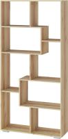 Стеллаж Сокол-Мебель СТ-4 (дуб делано) -