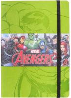Записная книжка Miniso Marvel Халк / 2228 (большой) -