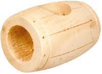 Игрушка для грызунов Duvo Plus Бочка-туннель / 10887/DV (бежевый) -