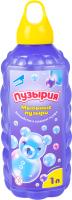 Мыльные пузыри детские Dream Makers Мыльные пузыри / MP1000P -