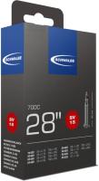 Камера для велосипеда Schwalbe SV15 18/28-622(630) 28х0.7-1.0 40мм / 10427343 -