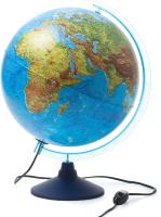Глобус интерактивный Globen Физико-политический с подсветкой / INT13200288 -