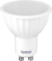 Лампа General Lighting GLDEN-MR16-B-5-230-GU10-3000 / 661167 -