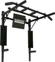 Турник-брусья Sundays Fitness Iron Body (черный) -