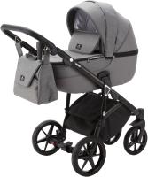Детская универсальная коляска Adamex Mateo Tip 2 в 1 / Ps-5 -