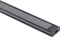 Профиль для светодиодной ленты Elektrostandard LL-2-ALP006 (черный) -