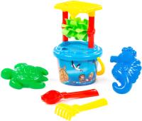 Набор игрушек для песочницы Полесье №348 / 35769 -