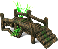 Декорация для террариума Lucky Reptile Resin Bridge / DS-P -