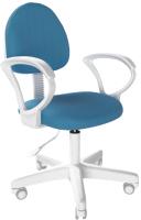Кресло детское Utmaster Daniel (голубой) -