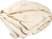 Одеяло Смиловичские одеяла Классическое Стеганое шерстяное / 17.202 С (205x172) -