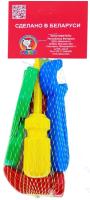 Набор инструментов игрушечный Макси Слесарный / 10358 -