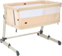 Детская кровать-трансформер Nuovita Accanto Calma (бежевый) -