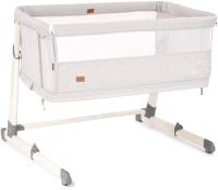 Детская кровать-трансформер Nuovita Accanto Calma (молочный) -