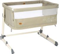 Детская кровать-трансформер Nuovita Accanto Calma (олива) -