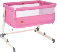 Детская кровать-трансформер Nuovita Accanto Calma (розовый) -