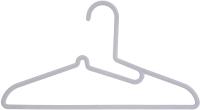 Набор вешалок-плечиков Miniso 4327 (5шт, серый) -