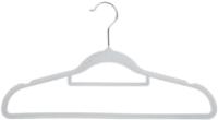 Набор вешалок-плечиков Miniso 4341 (3шт,серый) -
