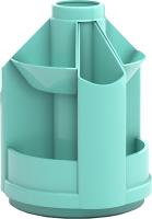 Органайзер настольный Erich Krause Mini Desk, Pastel Mint / 53683 -