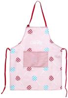 Кухонный фартук Miniso 4247 (розовый) -