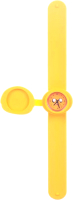 Часы наручные детские Miniso Adventure Time 9949 (желтый) -
