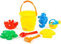 Набор игрушек для песочницы Полесье №530 / 51837 -
