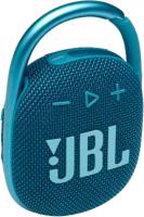 Портативная колонка JBL Clip 4  (синий) -