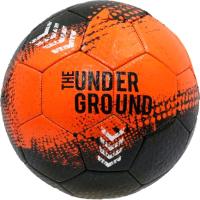 Футбольный мяч Ingame Underground 2020 (размер 5, черный/оранжевый) -