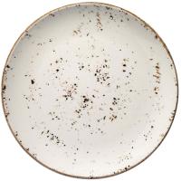 Тарелка столовая мелкая Bonna Grain Gourmet / GRAGRM23DZ -