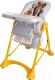 Стульчик для кормления Pituso Sol Мишки (белый/желтый) -