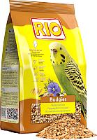 Корм для птиц Mealberry RIO для волнистых попугаев в период линьки (500г) -