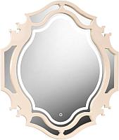 Зеркало Belux Кастилия В90 (8, бежевый) -