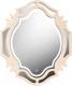 Зеркало для ванной Belux Кастилия В90 (8, бежевый) -