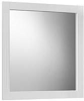 Зеркало Belux Рояль В80 (1, белый глянец) -