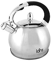 Чайник со свистком Lara LR00-10 (матовый) -