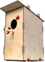 Скворечник для птиц Lemmo 00-18 -