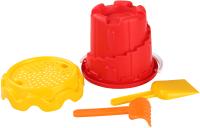 Набор игрушек для песочницы Альтернатива Город детства / М6304 -