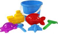Набор игрушек для песочницы Альтернатива Морской №2 / М2016 -
