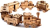 Железная дорога игрушечная Uniwood Поезд / UW30157 -