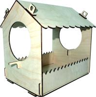 Кормушка для птиц Древо Игр Малая / DI-C003 -