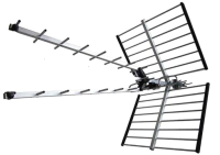 Цифровая антенна для тв Goldmaster GM-300 -